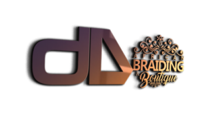 DD African Braiding and Boutique Logo